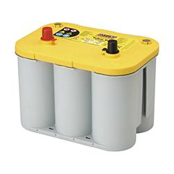 大自工業 メルテック オプティマバッテリー イエロートップ D1000S || バッテリー上がり バッテリー交換 バッテリー 寿命 バッテリー 交換 車 交換時期