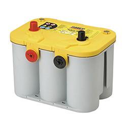 大自工業 メルテック オプティマバッテリー イエロートップ D1000U    バッテリー上がり バッテリー交換 バッテリー 寿命 バッテリー 交換 車 交換時期