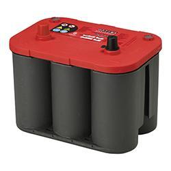 大自工業 メルテック オプティマバッテリー レッドトップ RT1050S-R | バッテリー上がり バッテリー交換 バッテリー 寿命 バッテリー 交換 車 交換時期 オプティマ バッテリー レッド OPTIMA 高出力 スターター パワフル エンジン 緊急 応急 非常 カー用品 カーバッテリー