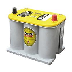 大自工業 メルテック オプティマバッテリー イエロートップ YT925S-L || バッテリー上がり バッテリー交換 バッテリー 寿命 バッテリー 交換 車 交換時期