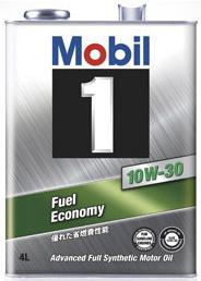 エンジン寿命の延長に貢献するよう設計されたエンジンオイル Mobil1 モービル1 エンジンオイル 10W-30 SN / GF-5 1L 缶    10W30 1L 1リットル オイル 車 人気 交換 オイル缶 油 エンジン油