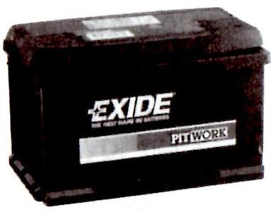 PITWORK ピットワーク 欧州車用バッテリー EPX45 || バッテリー上がり バッテリー交換 バッテリー 寿命 バッテリー 交換 車 交換時期