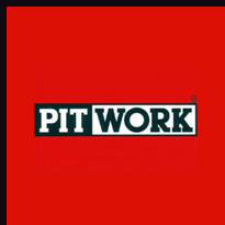 PITWORK ピットワーク 三菱 フロント ブレーキパッド 【  パジェロ / 型式 E-V43W / 排気量 3000 / 仕様 全車 / 年式 90.10~97.05 / 内径 42.8 】 || ブレーキ パッド パーツ 交換:SIMONS STORE