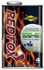 SUNOCO スノコ 2輪車用 エンジンオイル REDFOX レッドフォックス COMFORT & STREET 10W-40 JASO MA 20L缶 || 10W40 20L 20リットル ペール缶 オイル 2輪 バイク 人気 交換 オイル缶 油 エンジン油