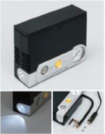 SUZUKI スズキ 純正 HUSTLER ハスラー LEDライト付エアーコンプレッサー 2016.12~仕様変更 99000-79AW2||