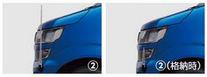 SUZUKI スズキ 純正 WAGONR ワゴンR コーナーポール ブルーLED (2017.2~仕様変更) 9911A-63R10||