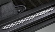 SUZUKI スズキ 純正 XBEE クロスビー サイドシルスカッフ チェッカー 2017.12~仕様変更 99142-76R10-001||