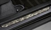 SUZUKI スズキ 純正 XBEE クロスビー サイドシルスカッフ カモフラージュ 2017.12~仕様変更 99142-76R10-002||