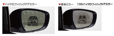 SUZUKI スズキ 純正 SWIFT スイフト ハイドロフィリックドアミラー ヒーテッドドアミラー付車用 [2016.12~仕様変更][ 99172-52R00 ]||
