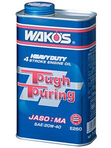 和光 ワコーズ WAKO'S TT タフツーリング 20W-40 20L 缶 E266 | 車用品 車 カー用品 バイク バイク用品 ケミカル メンテナンス エンジン オイル エンジンオイル 交換 オイル交換 Synthetic Oil