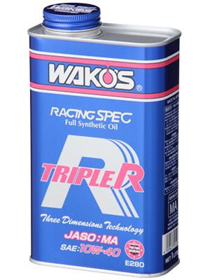 和光 ワコーズ WAKO'S TR トリプルアール 15W-50 20L 缶 E296 | 車用品 車 カー用品 バイク バイク用品 ケミカル メンテナンス エンジン オイル エンジンオイル 交換 オイル交換 Full Synthetic