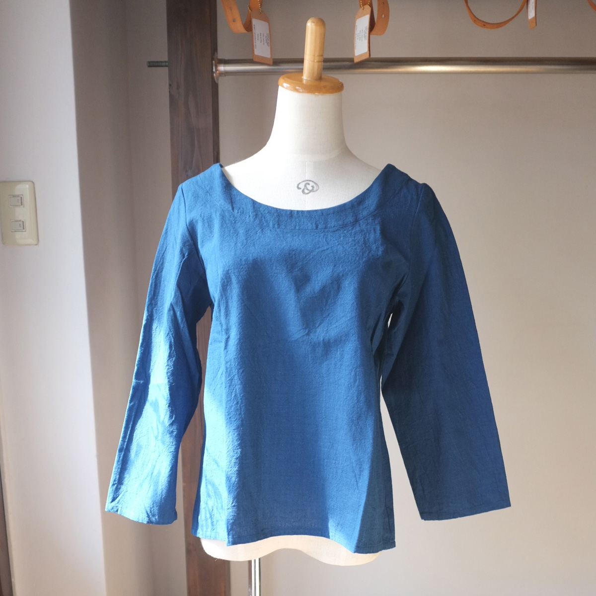 YAMMA ヤンマ 備後 丸首シャツ colors 2020A W新作送料無料 2 ブランド買うならブランドオフ 大えり