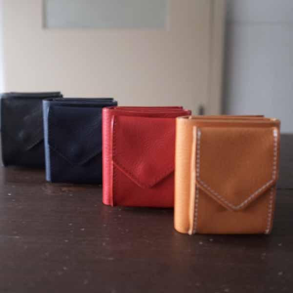 Hender Scheme エンダースキーマ trifold wallet トリフォルドウォレット  4 colors