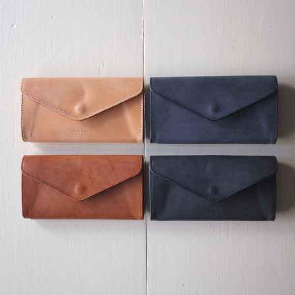 Hender Scheme エンダースキーマ long wallet ロングウォレット 4 colors