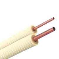 【送料無料】 K-HP24E 被覆冷媒配管 ペアコイル 6.35/12.70 オーケー器材