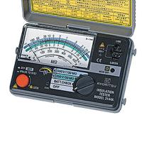 【送料無料】 3145A 2レンジ小型絶縁抵抗計 共立電気計器 (KYORITSU)