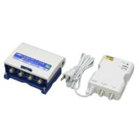 【送料無料】 CBF-K35D 4K8K対応 電源分離型 CS・BSブースタ (35dB) サン電子