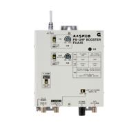 【送料無料】 FUA45 共同受信用ブースター (地デジ/FM増幅)45dB型 マスプロ電工