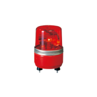 SKH-100EAR 小型回転灯 Φ100 赤 パトライト
