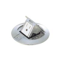 材料マーケットのザイマ 電材 家電 工具ならお任せ下さい Panasonic 評判 パナソニック アース付 丸型アップコンセント 1個口 DU5142PV 人気海外一番