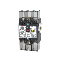 GBU-73・1KC75A漏電遮断器(単3中性線欠相保護付) OC付 正接用 テンパール