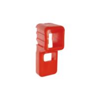 材料マーケットのザイマ 電材 家電 工具ならお任せ下さい MITSUBISHI 三菱電機 未使用品 赤 ハンドルロック 1P用 BHK 通信販売 LCBH1R