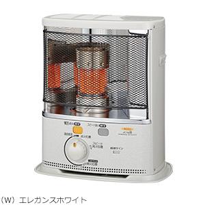 【送料無料】SX-E2419Y(W) ポータブル石油ストーブ(反射型) エレガンスホワイト (取寄商品) コロナ