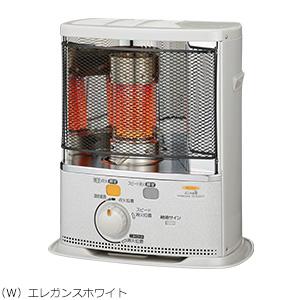 【送料無料】SX-E2819Y(W) ポータブル石油ストーブ(反射型) エレガンスホワイト (取寄商品) コロナ