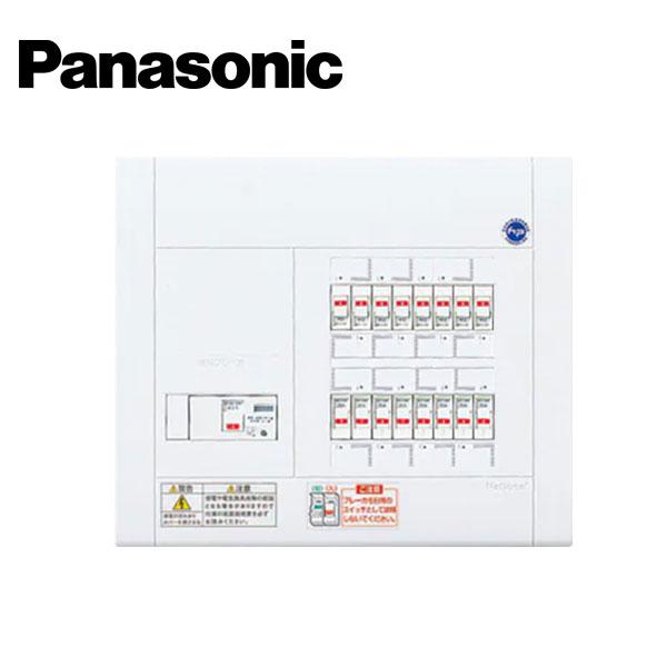 材料マーケットのザイマ 電設 住設 工具ならお任せ下さい Panasonic パナソニック BQW8716 スッキリパネル 受注生産品 爆安プライス 取寄商品 スタンダード住宅分電盤 75A コンパクト21 リミッタースペースなし 16+0