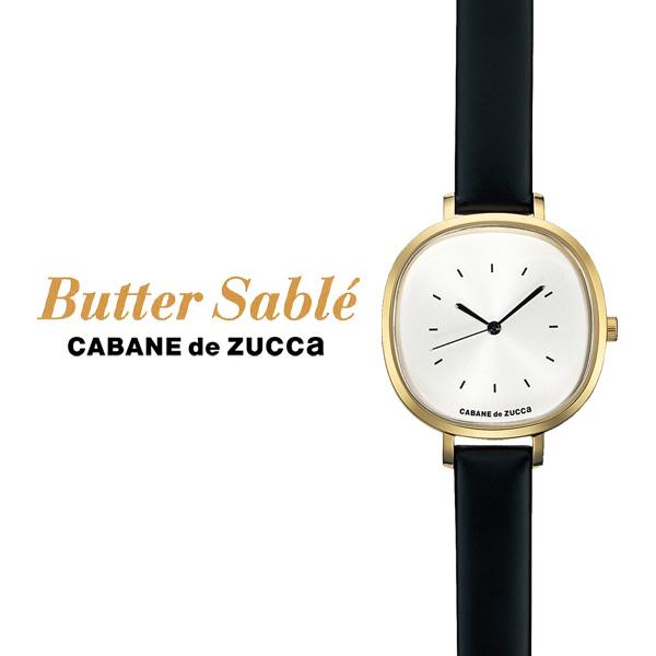 CABANE de ZUCCa カバンドズッカ 腕時計 Butter Sable バターサブレ AJGK081 AJGK082 AJGK083 AJGK084 ZUCCA ズッカ zucca腕時計 アナログ レディース腕時計 MZ99  腕時計のシンシア プレゼント