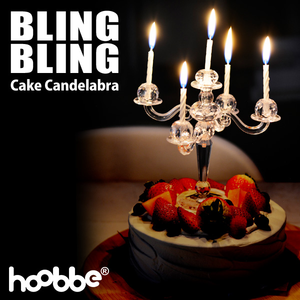 Cynthia Of Cake Candle Stands BRING CAKE CANDELABRA Kiang Delaware Bra Candlestick Birthday Party Import Miscellaneous Goods