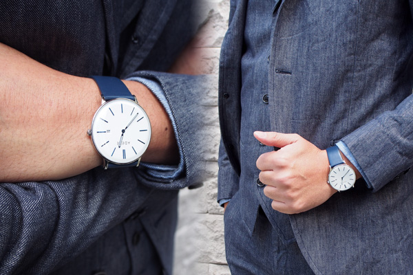 ADEXE アデクス 腕時計 GRANDE-8series 2046A メンズ  レディース ユニセックス マルチファンクション 日付 アナログ 日本製ムーブメント シンプル おしゃれ プレゼント ギフト 【】 【あす楽対応可】