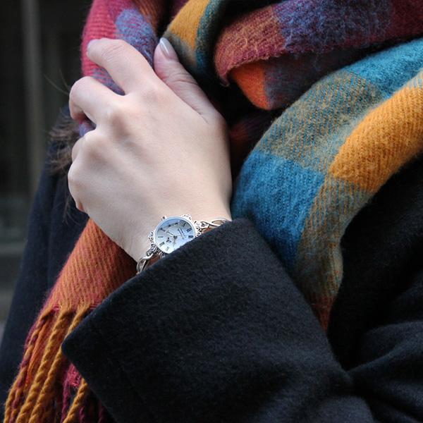 Ara アメリ ASS030 腕時計 レディース ジュエリーウォッチ ラインストーン チェーンベルト プレゼント ギフト 保証1年 【メール便OK】 【あす楽対応可】