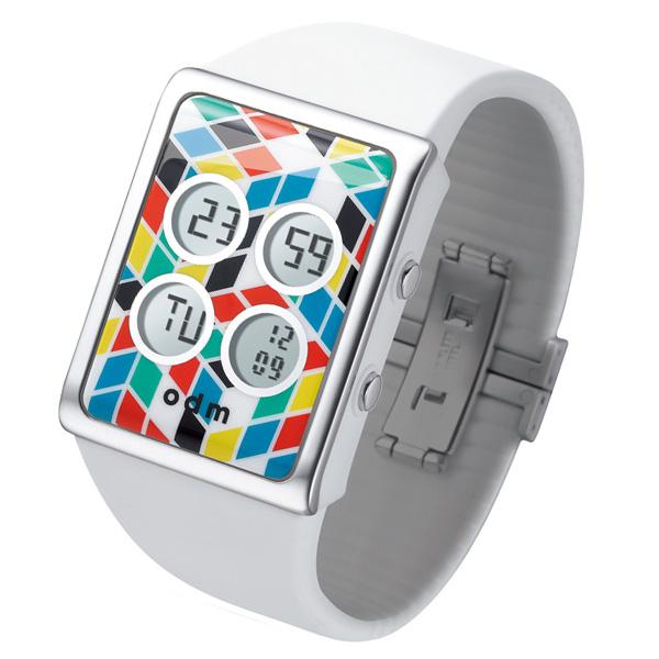 オーディーエム o.d.m DD120 M Bloc メンズ レディース 腕時計 送料無料 腕時計のシンシア プレゼント