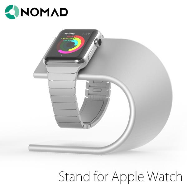 NOMAD ノマド Stand for applewatch アップルウォッチ 充電スタンド おもしろ雑貨 プレゼント
