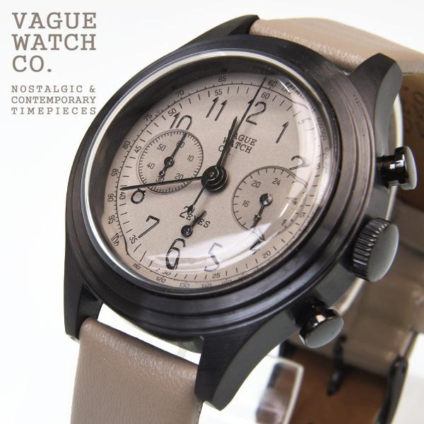 VAGUE WATCH 2EYES2アイズ クロノグラフ腕時計 メンズ Men's うでどけい ブランド 送料無料 プレゼント ギフト