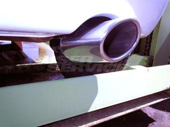 5次元 ライフ DBA-JC1 マフラーカッター 品番:MC10-23122-001 5ZIGEN