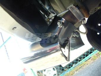 5次元 ムーヴ GH-L900S マフラーカッター 品番:MC10-21122-009 5ZIGEN