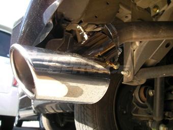 5次元 スクラムワゴン DG64W マフラーカッター 品番:MC10-21112-002 5ZIGEN