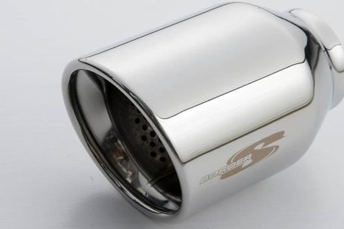 5次元 ムーヴカスタム DBA-L150S マフラー 品番:BOD1104 BORDER-S 5ZIGEN