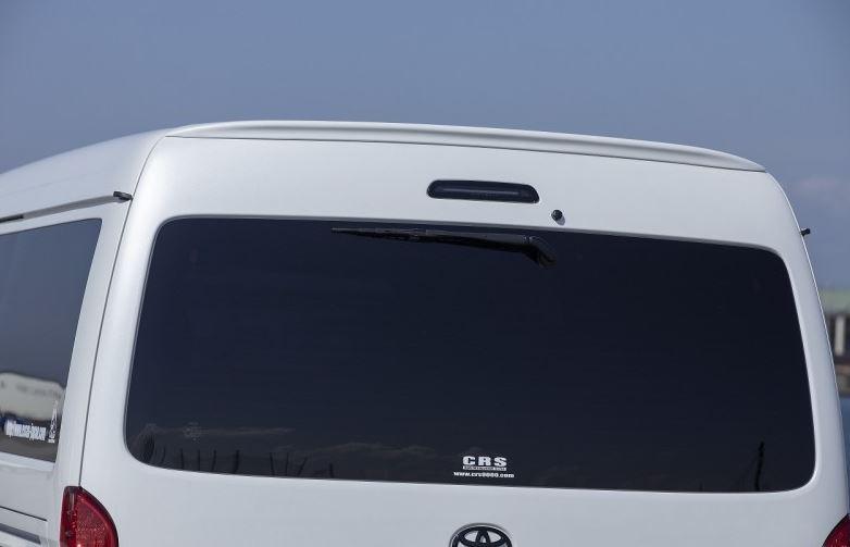 CRS ESSEX ハイエース レジアスエース 200系 1型 2型 3型 4型 ワイド リアウィング ウイング ver.3 シーアールエス エセックス