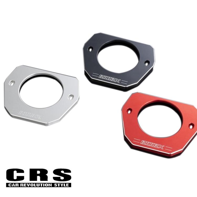 CRS ESSEX ハイエース レジアスエース 200系 4型 4型後期 標準 ナロー ワイド ビレットコラムカバー ブラック シーアールエス エセックス
