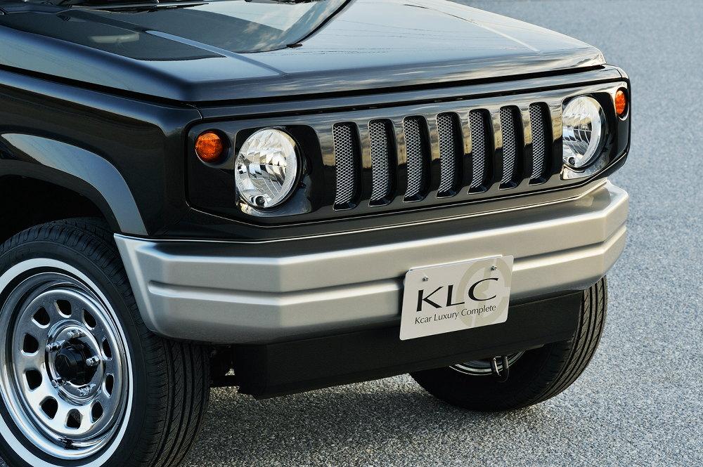KLC ジムニー JB64W フェイスバンパー Heritage EXTREMES ヘリテージ ケイエルシー 個人宅発送不可