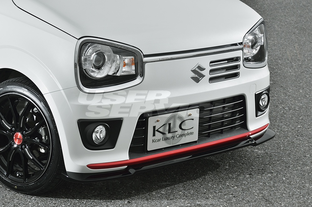 KLC アルト HA36S フロント アンダー リップ Premium GT プレミアムGT ケイエルシー 個人宅発送不可