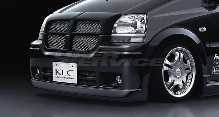KLC ムーヴカジュアル L150系 MC(マイナーチェンジ)後 フロントバンパースポイラー Premium CONCEPT MODEL ケイエルシー 個人宅発送不可