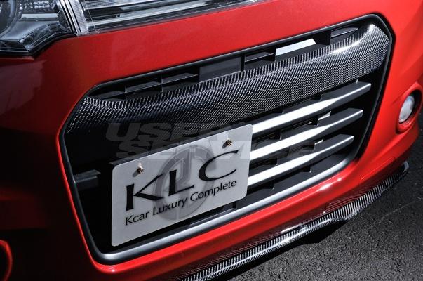 KLC ワゴンRスティングレー MH34S フロントバンパーガーニュシュ Insolite ケイエルシー 個人宅発送不可