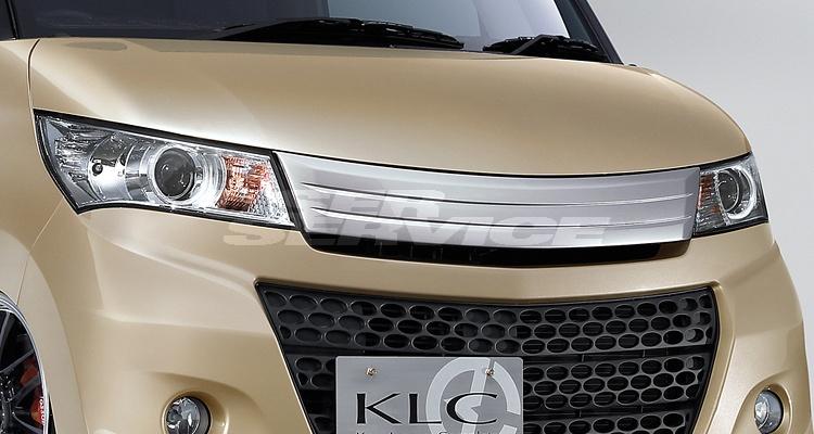 KLC パレットSW MK21S MC(マイナーチェンジ)前後 フロントグリル Insolite ケイエルシー