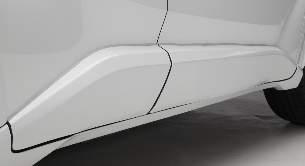 LXモード C-HR ZYX10/NGX50 LXカラード サイドドアパネル 塗装済 LX-MODE 配送先条件有り