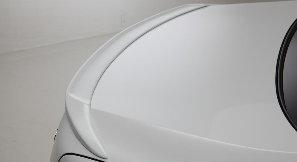 LXモード レクサス 40系(USF40/UVF45) 後期 LXカラード トランクスポイラー ボディ色塗装仕上げ LX-MODE 配送先条件有り