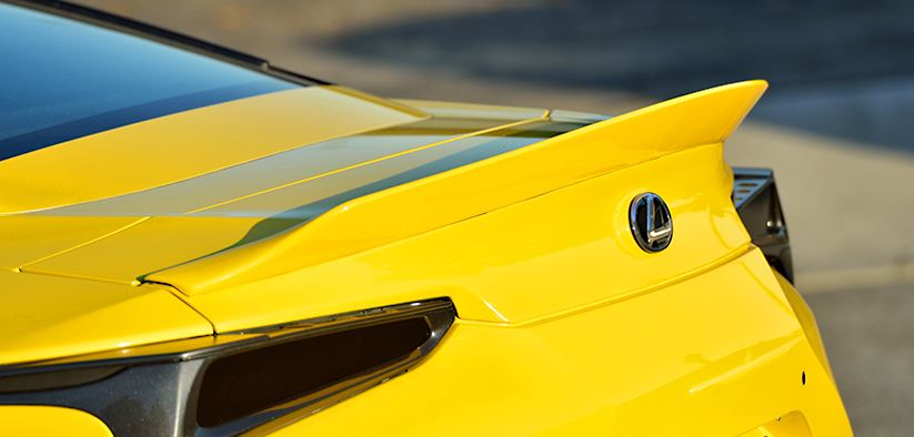 ARTISAN SPIRITS レクサス LC500 DAA-GWZ100 トランクスポイラー カーボンタイプ スポーツラインブラックレーベル アーティシャンスピリッツ 配送先条件有り